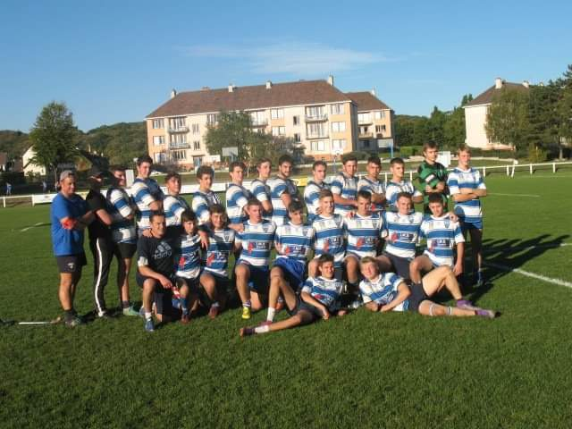 Photo Officielle U 19 Pontochon